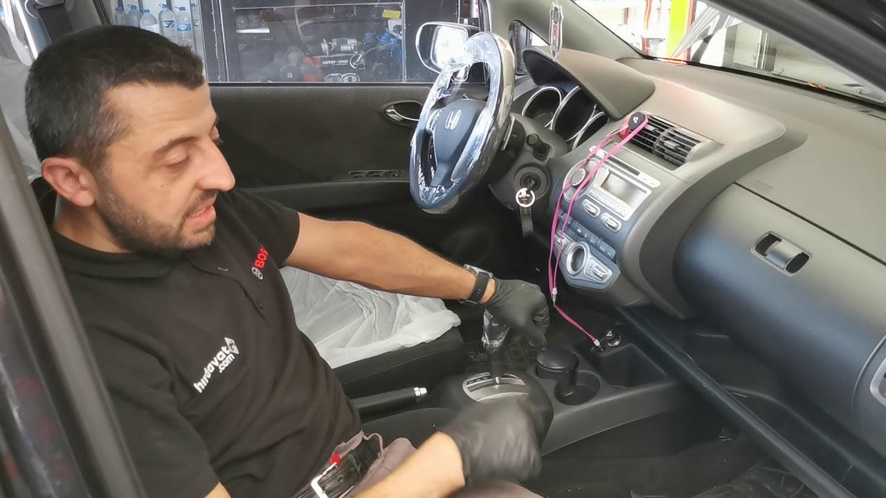 Hava ve Polen filtresi nasıl değiştirilir #Honda #Civic #FD6 #8thGen