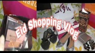 Eid Shopping Vlog