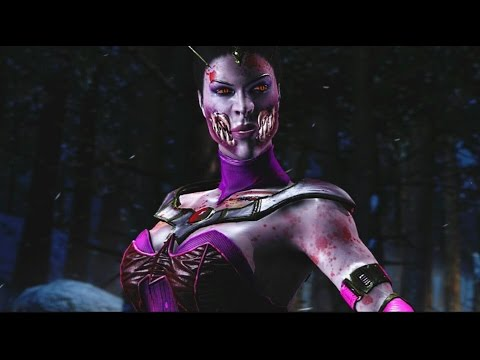 MKX:Mileena (Ethereal) Ranked Matches