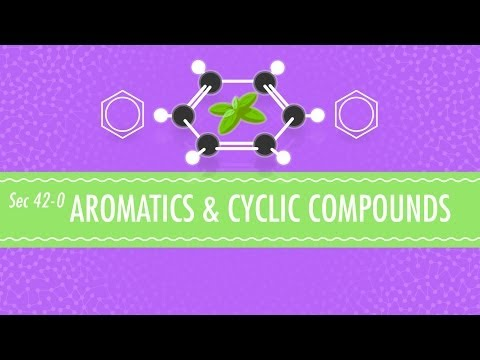 Aromatics and Cyclic Compounds - Crash Course Chemistry #42