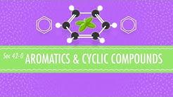 Aromatics & Cyclic Compounds: Crash Course Chemistry #42