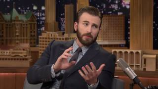 Chris Evans Funny&Cute Moments