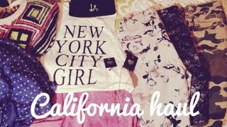 SPRING BREAK HAUL: Brandy Melville, LF & Urban Outfitters! Thumbnail
