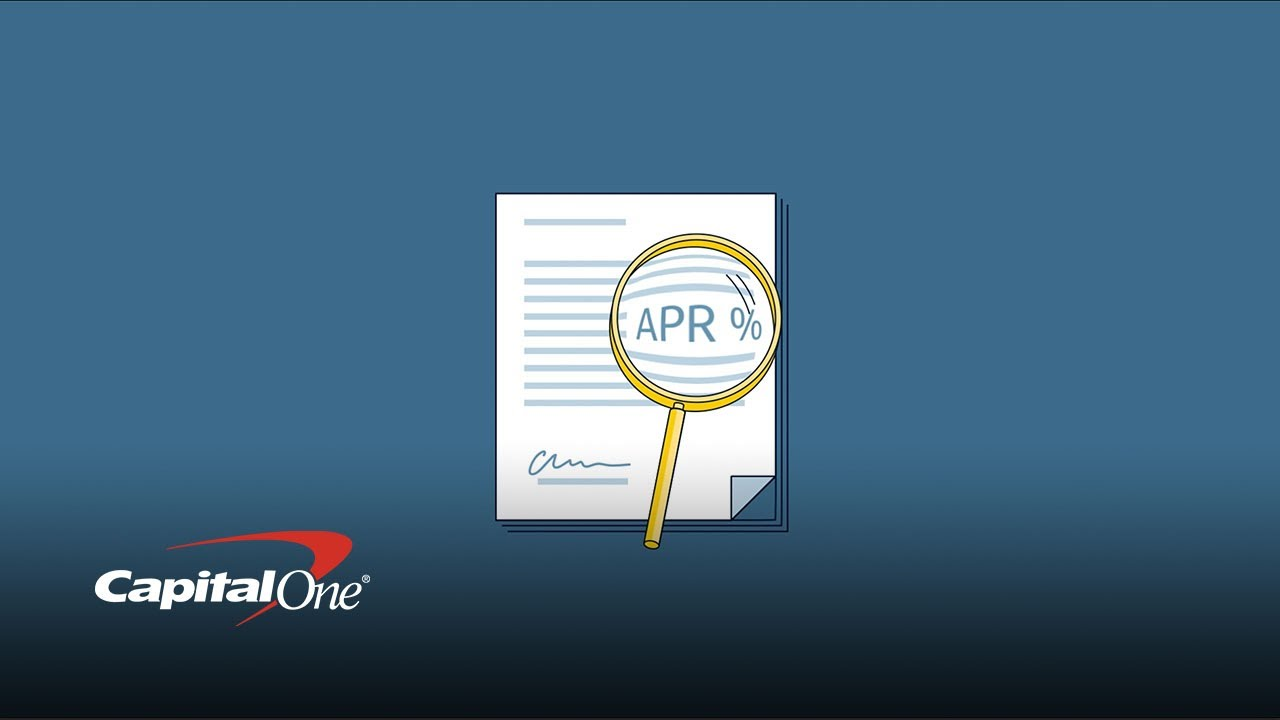 What Is APR & How Is It Calculated?  Capital One