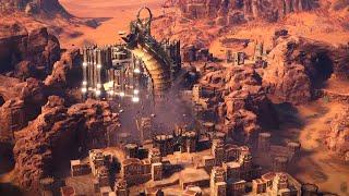 Финал - захват крепости Шиндрам. Пустоши Мордора - дополнение Middle-Earth: Shadow of War