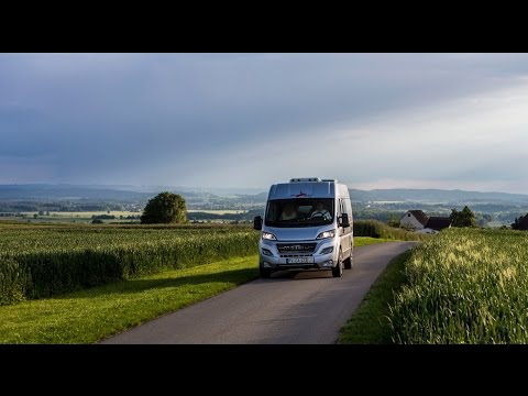 Malibu 540DB low bed campervan review