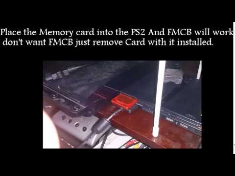 TUTORIAL] [FMCB] Installing FMCB with PS3MCA Adapter using Windows