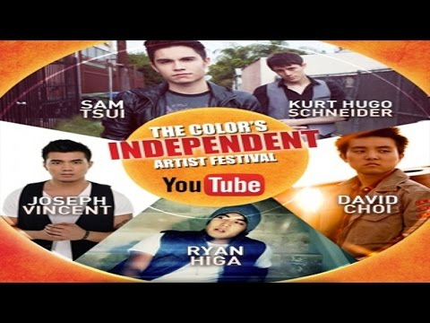 Ryan Higa in Full Color's Independence Artist Festival (Part 1)