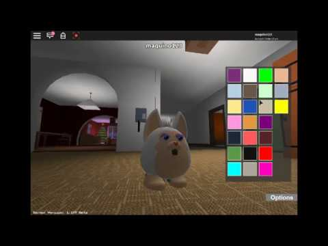 how to get the phenox eggo in roblox tattletail roleplay