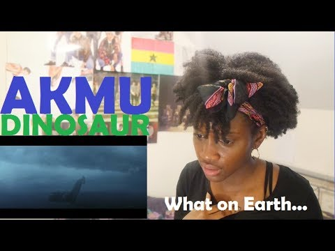 AKMU - DINOSAUR MV REACTION [LOCH NESS MONSTER?!]