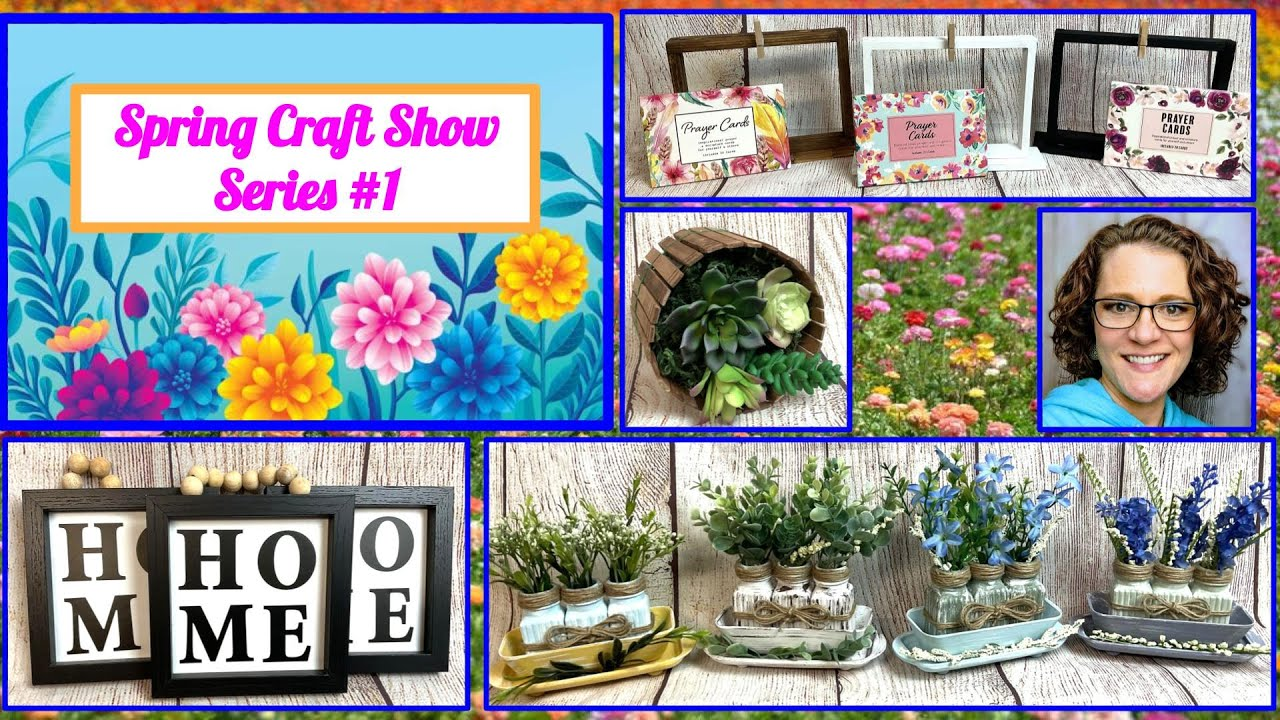 Download 🌼MUST TRY SPRING HOME DECOR and GIFT DIYS🌼 DOLLAR TREE DIY 🌼 CRAFT SHOW & MOTHER'S DAY