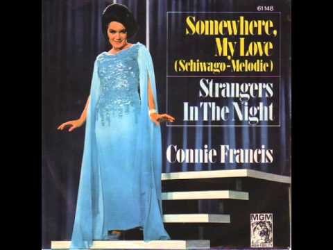 Connie Francis - Strangers In The Night
