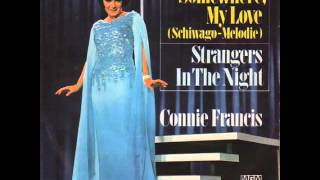Watch Connie Francis Strangers In The Night video