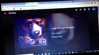 [1.10 MB] Nightcore - look through my eyes (brother bear)