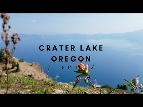 Crater Lake National Park + Southern Oregon Roadtrip