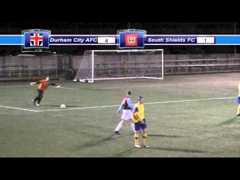 Durham City Afc V South Shields Fc Highlights M4v Youtube