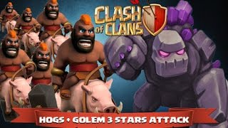 Clash Of Clans - Surgical GoHog Attack Strategy with The Triton Base | Clash Of Clans Esports |