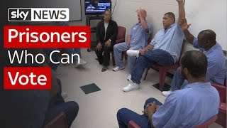 The Prisoners Who Can Vote In The US Election