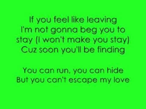 Enrique Iglesias - Escape (Lyrics{COMMENT AND RATE TO BE ...