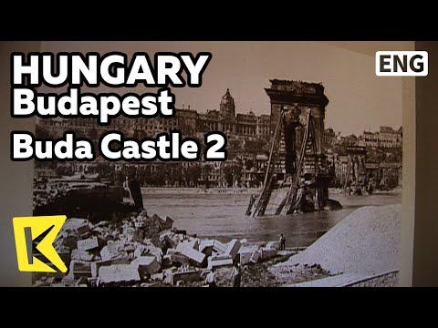 【K】Hungary Travel-Budapest[헝가리 여행-부다페스트]치욕의 역사가 보존된 부다 왕궁 투어2- 역사박물관/Buda Castle/History Museum