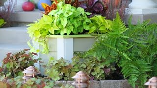 How To Build A Planter Box For Curb Appeal