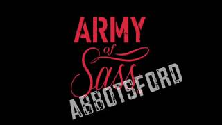 Army of Sass Abbotsford: Pass That Dutch with Sammy Slay