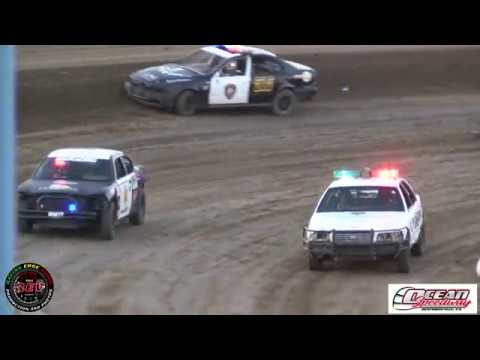 Ocean Speedway June 7th, 2019 Police in Pursuit Main Highlights