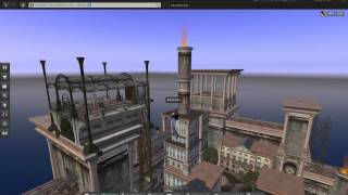 SecondLife Forggoten City