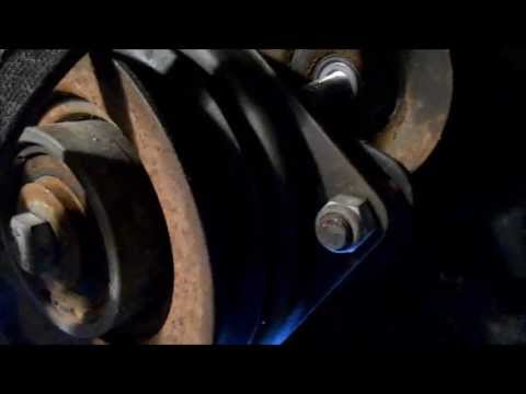 Trick to remove John Deere Drive Belt - YouTube