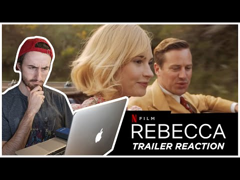 REBECCA – Trailer Reaction