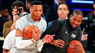 Kevin Durant & Russell Westbrook END BEEF!