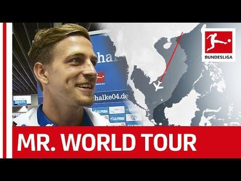 Mr. Bundesliga World Tour - 39,437 km for Oczipka