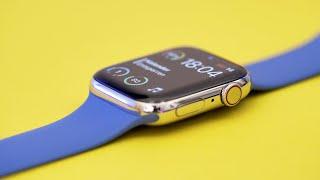 Bereue ich den Kauf? - Apple Watch Series 4 (Edelstahl) Zustand