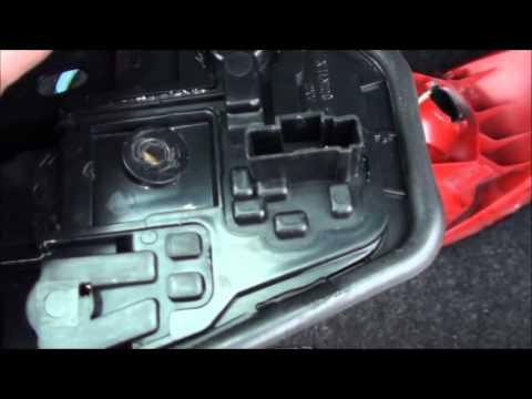 Ac Lighted Switch Wiring How To Change Back Light On Peugeot 206 Easily Youtube