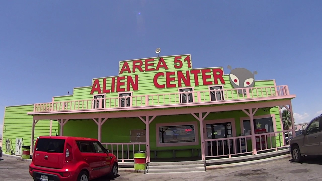 Here Are a Few Ways the 'Storming of Area 51' Could End | Jobs for