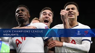 UEFA Champions League | Tottenham Hotspur v Olympiacos Piraeus | Highlights