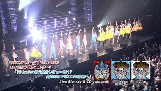 8月30日(水)発売、Blu-ray『3B junior 春の全力レビュー2017 遥かなる...