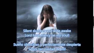 Poetry for the poisoned - Kamelot ft. Simone Simons Sub. Inglés-Español