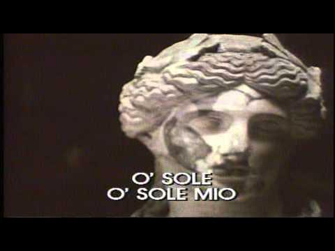 Enrico CARUSO O' sole mio  karaoké Joseph BULLA