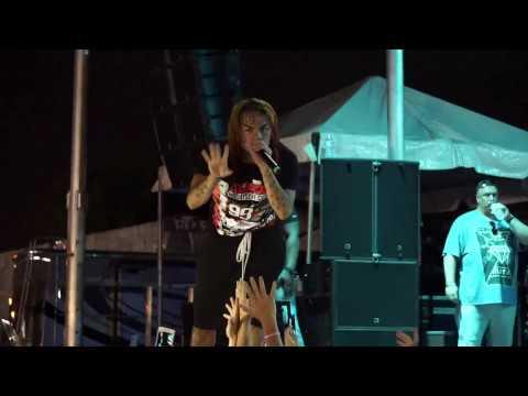 Tekashi 6ix9ine Performing Live @ Lit Up Music Festival 2018 Miami (UHD)