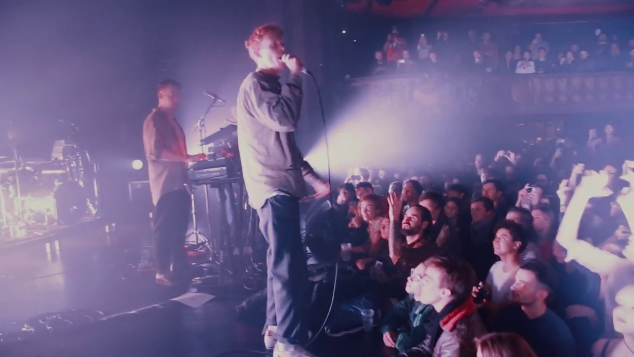 Arte Concert King Krule Mount Kimbie King Krule Live In Paris