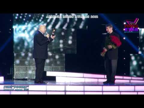 5.Armenia Мusic Awards 2012.Концерт.Москва,7 апреля 2012