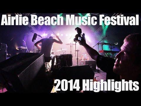 2014 Airlie Beach Music Festival Highlights