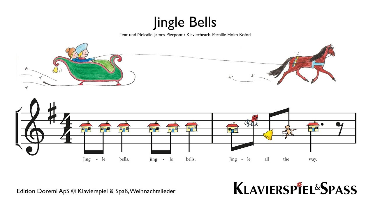 jingle bells weihnachtslieder kinder youtube. Black Bedroom Furniture Sets. Home Design Ideas