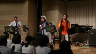 HAGE[『異邦人』箕面バンドワールドフェス2017/05/27