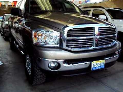 Autoconnect Com Mx Modelo 2008 Dodge Ram 2500 Diesel