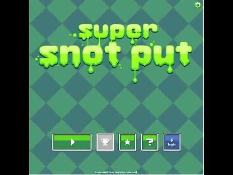 Super Snot Put By MRjake238