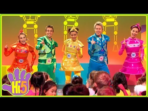 Dance with animal song for kids | Hi-5 world