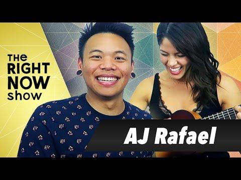 Filipino Foot Challenge ft. AJ Rafael | The Right Now Show | MeganBatoon