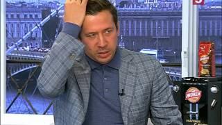 Гость программы: актёр театра и кино Андрей Мерзликин
